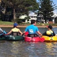 kayaking workshops northern beaches
