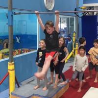 kids gymnastics workshops northern beaches
