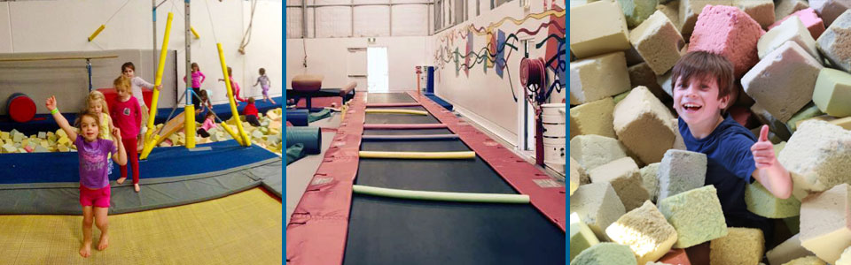school holiday trampoline clinics northern beaches