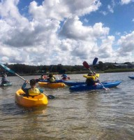 school-holidays-kayaking-northern-beaches